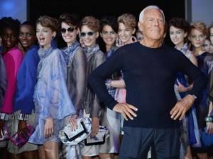 Giorgio Armani-homoseksualëve: Mos u vishni si femra. Burri është burrë!