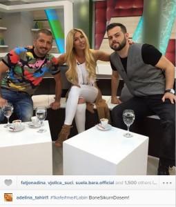 Adelina Tahiri: Dardan Berishën e kam vetëm shok