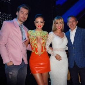 """Bleona Qereti nxjerr gjoksin në """"X Factor"""""""