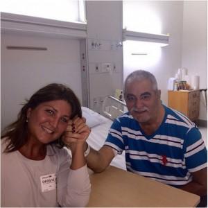 Ibrahim Tatlises takohet me ish të dashurën pas operacionit