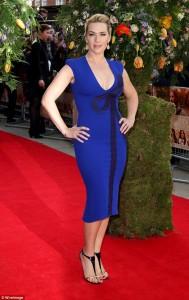 Kate Winslet shkëlqenë në qilimin e kuq