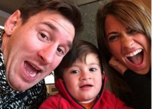 Lionel Messi se shpejti bëhet baba për herë të dytë