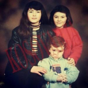 Ja se si dukeshin Nora, Era dhe Nita kur ishin të vogla
