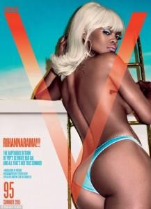 "Rihanna provokon me ''look"" e ri"