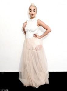 Rita Ora duket kaq elegante