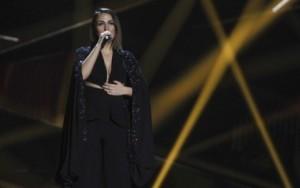Elhaida Dani zhgënjen në provat e para të Eurovizionit!?