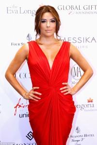 """Eva Longoria e mahnitshme """"Global Gift Galas"""""""