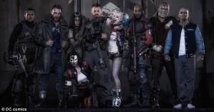"""Margot Robbie nis xhirimin e skenave të """"Suicide Squad"""""""