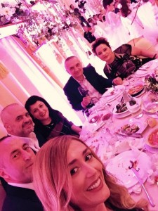 Rama, Meta e Haradinaj bashkë në dasmë