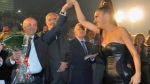 Adelina Ismajli uron Isa Mustafën