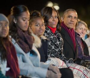 Michelle Obama i shpreh dashurinë bashkëshortit