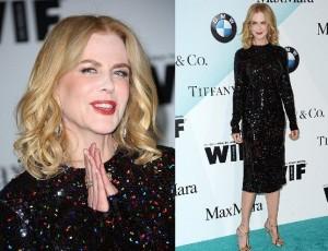 Nicole Kidman ka probleme me makijazhin