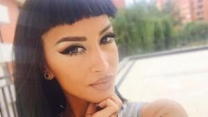 Dafina Zeqiri si faraone në klipin e ri