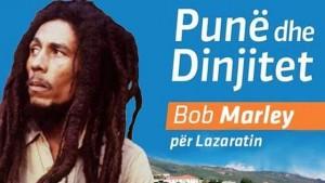 """Mbesa e ish-kryeministrit shqiptar, Desara Malltezi, dje ka votuar për herë të parë pas arritjes së moshës së pjekurisë, së paku në numra. Pasi ka votuar, ajo ka zbuluar edhe se cili ishte kandidati i saj i preferuar, duke bërë një montazh të një fotografie të Partisë Demokratike, dhe duke vendosur fotografinë e Bob Marleyt. Veç fotografisë së këngëtarit të ndjerë të muzikës regge, Desara, e njohur edhe si """"Supermbesa e Barishës"""", ka shkruar poshtë edhe """"për Lazaratin"""" vend ky që para shkatërrimit ishte qendra më e madhe e kultivimit të Marihuanës në Shqipëri. Ajo e ka postuar fotografinë në Facebook, duke u tallur kështu edhe me partinë e gjyshit të saj, Partinë Demoratike, që në këto zgjedhje ka dalë me moton """"Për punë dhe dinjitet"""". /Telegrafi/"""