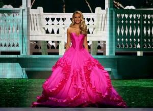 Olivia Jordan shpallet Miss SHBA 2015