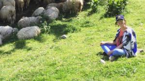 Agnesa Vuthaj çobaneshë