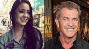 Mel Gibson në lidhje me vajzën e re 24-vjeçare