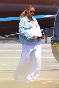 Beyonce e fsheh shtatzëninë