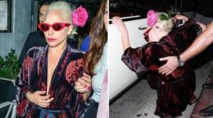 Ja se si u rrëzua Lady Gaga