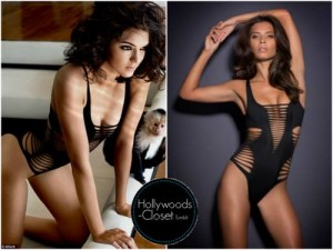 Bleona me bikini të njëjta si të Ingridit dhe Jenner