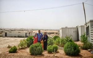 Eric Cantona strehon një familje refugjatësh