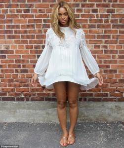 Beyonce si gjithmonë natyrale