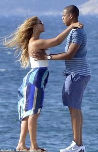 Beyonce dhe Jay-Z duken shumë të dashuruar