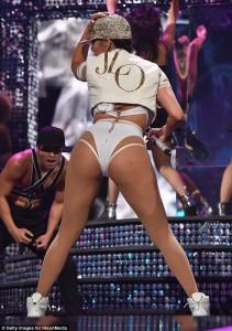 Jennifer Lopez tej seksi në Los Angeles