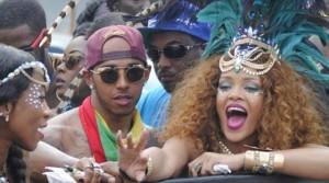 Lewis Hamilton flet per lidhjen e tij me Rihanna-n