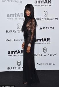 Naomi Campbell harron të plaket