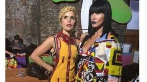 Tuna prezentë në javën e modës në Londër