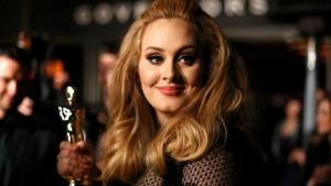 Adele lanson në nëntor albumin e ri