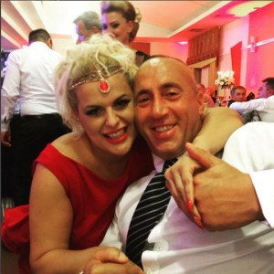 Big Mama në përqafim të Ramush Haradinajt