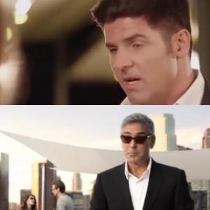 """Kur Enis Ujkani """"komplekson"""" George Clooneyn"""