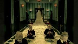 Gaga luan në film horror