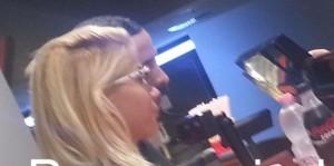 Geti dhe Marina së bashku në kinema
