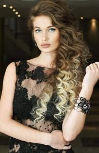 Megi Luka përfaqëson Shqipërinë në 'Miss Universe 2015'