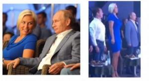 Ja e dashura e re e Putinit