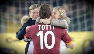 Francesco Totti, baba për herë të tretë