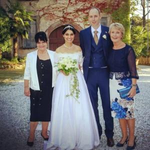 Jeta e Anjezës pas martesës