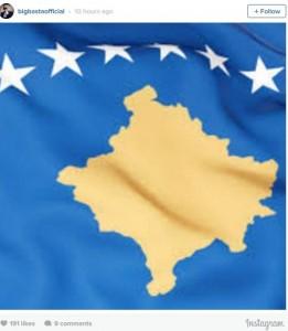 Big Basta lutet për Kosovën