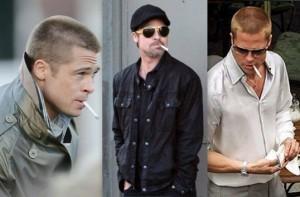 Brad Pitt tymos marijuanë nga stresi