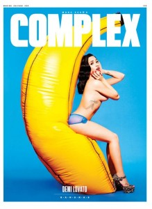 Demi Lovato e gatshme për Playboy