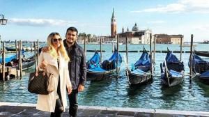Ermali dhe Ariana festojnë 7 vjetorin e martesës në Venecia