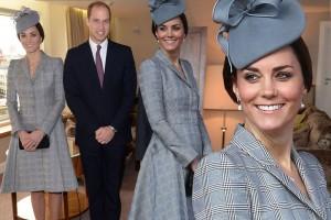 Kate Middleton shtatzënë për herë të tretë