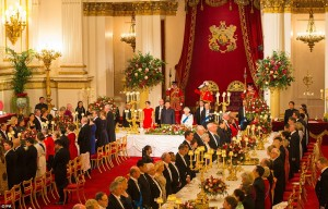 Kate Middelton nderohet nga Presidenti kinez