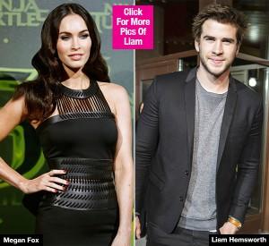 Megan Fox në lidhje me Liam Hemsworth