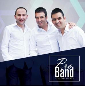 Pro Band së shpejti me një bashkëpunim me Ganimete Abazi
