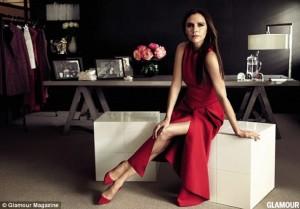 Victoria Beckham femra e vitit
