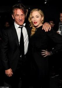 Sean Penn dhe Madonna, rikthehen bashkë